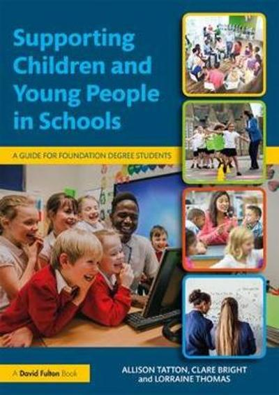 Supporting Children and Young People in Schools - Lorraine Thomas