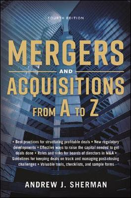 Mergers and Acquisitions from A to Z - Andrew Sherman