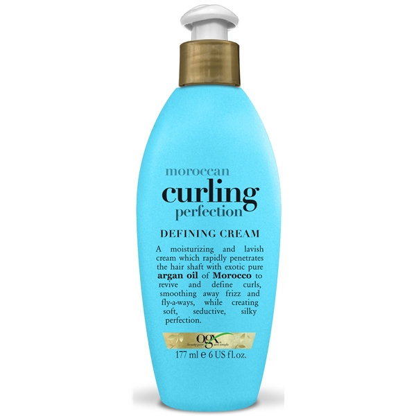 Ogx Argan Oil Curling Perfection Defining Cream - OGX