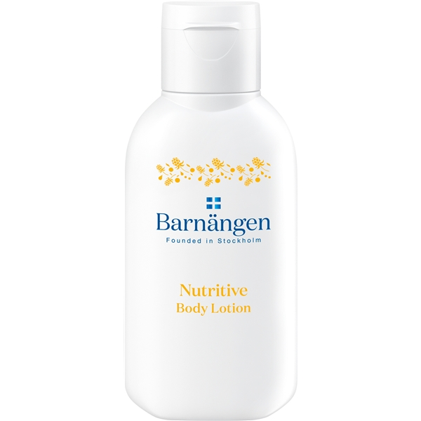 Nutritive Body Lotion Travel - Barnängen Founded in Stockholm