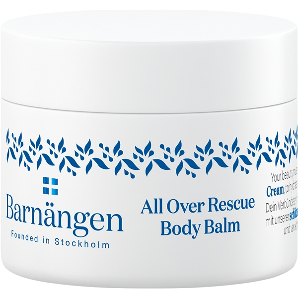 All Over Rescue Balm Travel - Barnängen Founded in Stockholm
