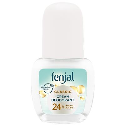 Fenjal Classic Creme Deodorant Roll On - Fenjal