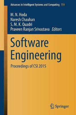 Software Engineering - M. N. Hoda