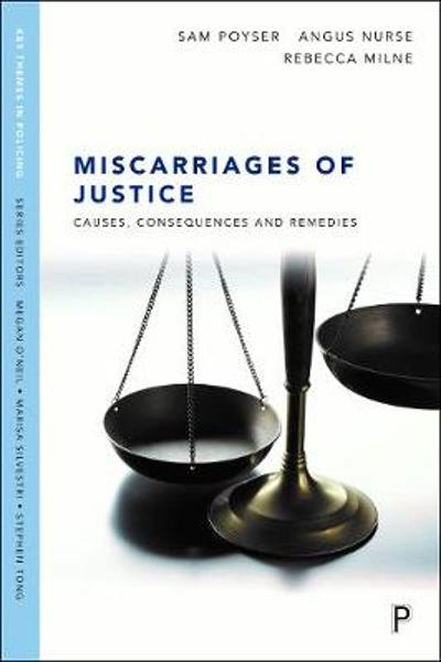Miscarriages of Justice - Sam Poyser