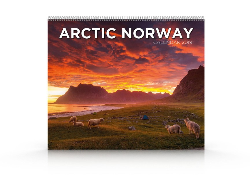 Kalender Arctic Norway 2019 -