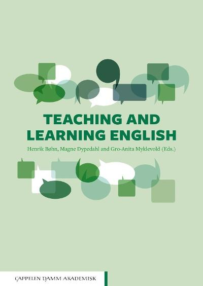 Teaching and learning English - Henrik Bøhn