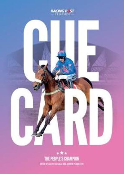 Cue Card - Lee Mottershead
