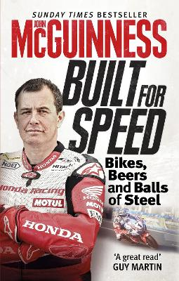 Built for Speed - John McGuinness