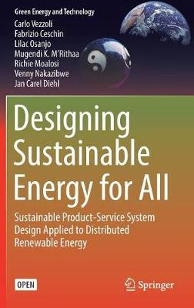 Designing Sustainable Energy for All - Carlo Vezzoli