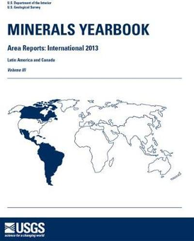 Minerals Yearbook - Geological Survey