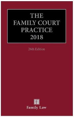 The Family Court Practice 2018 - Black
