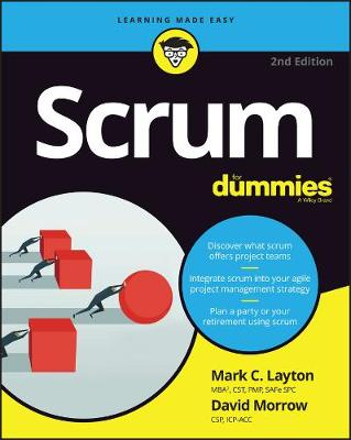 Scrum For Dummies - Mark C. Layton