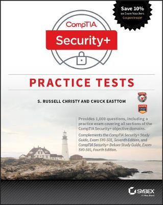 CompTIA Security+ Practice Tests - S. Russell Christy