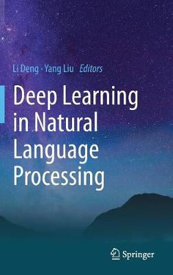 Deep Learning in Natural Language Processing - Li Deng