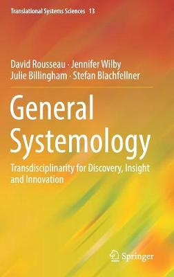 General Systemology - David Rousseau