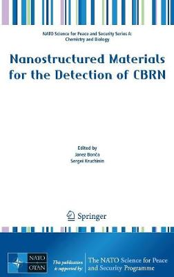 Nanostructured Materials for the Detection of CBRN - Janez Bonca