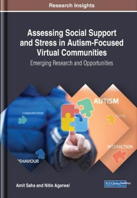 Assessing Social Support and Stress in Autism-Focused Virtual Communities - Amit Saha