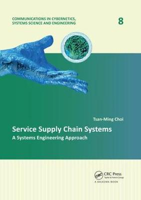 Service Supply Chain Systems - Tsan-Ming Choi