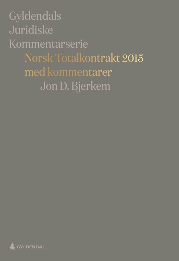 Norsk totalkontrakt 2015 PDF ePub