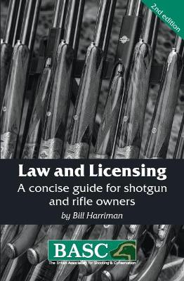 Law and Licensing - Bill Harriman