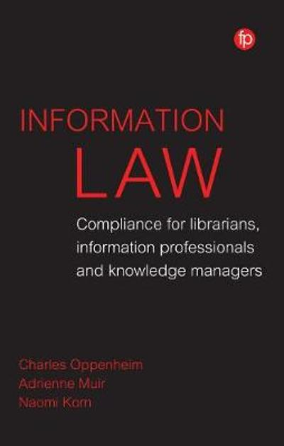 Information Law - Charles Oppenheim