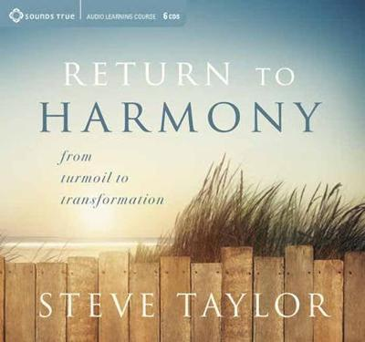 Return to Harmony - Steve Taylor