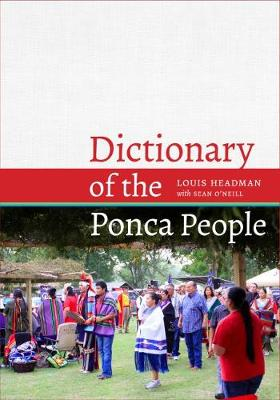 Dictionary of the Ponca People - Louis Headman