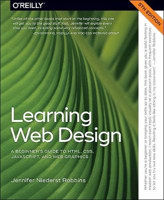 Learning Web Design 5e - Jennifer Niederst Robbins