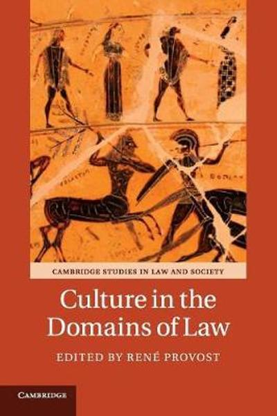 Culture in the Domains of Law - Mr. Rene Provost