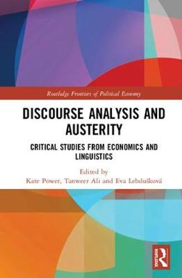 Discourse Analysis and Austerity - Kate Power