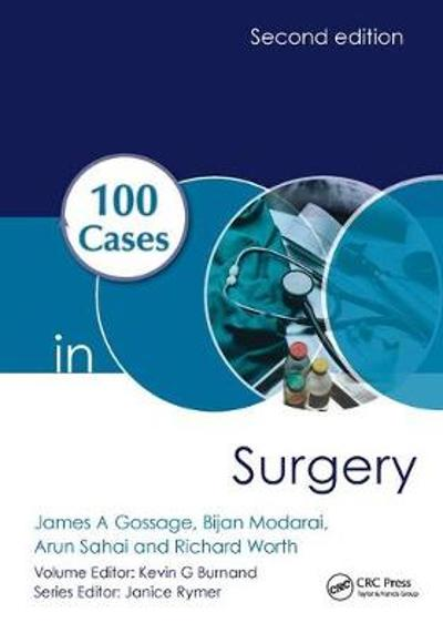 100 Cases in Surgery - James Gossage