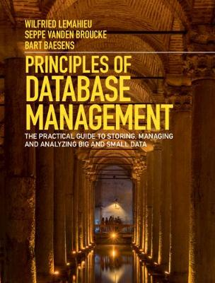 Principles of Database Management - Wilfried Lemahieu