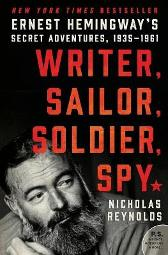 Writer, Sailor, Soldier, Spy - Nicholas Reynolds