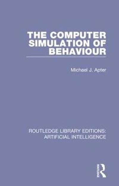 Routledge Library Editions: Artificial Intelligence - Various