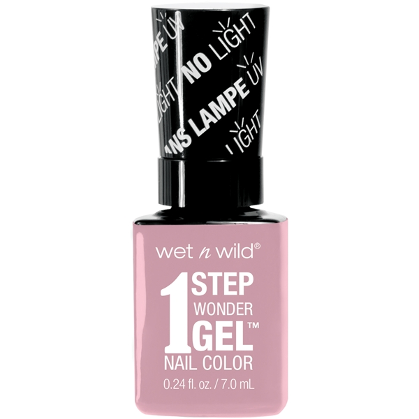 1 Step Wonder Gel Nail Color - Wet n Wild