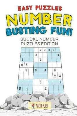 Number Busting Fun! Easy Puzzles - Puzzle Pulse