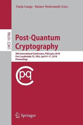Post-Quantum Cryptography - Tanja Lange