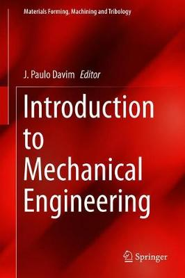 Introduction to Mechanical Engineering - J. Paulo Davim