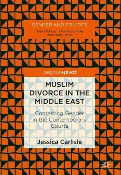 Muslim Divorce in the Middle East - Jessica Carlisle