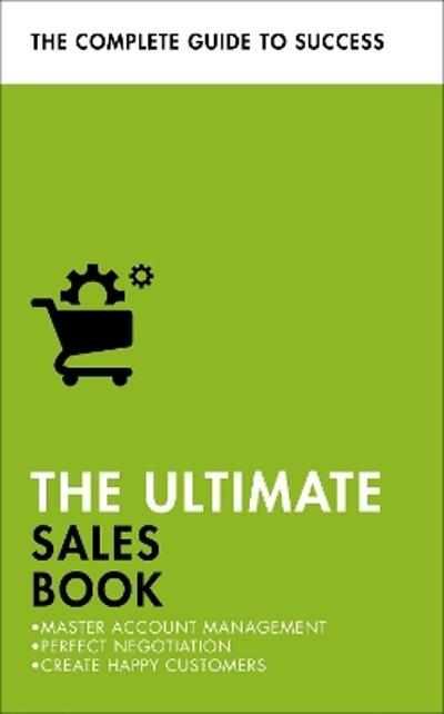 The Ultimate Sales Book - Christine Harvey