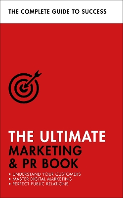 The Ultimate Marketing & PR Book - Eric Davies