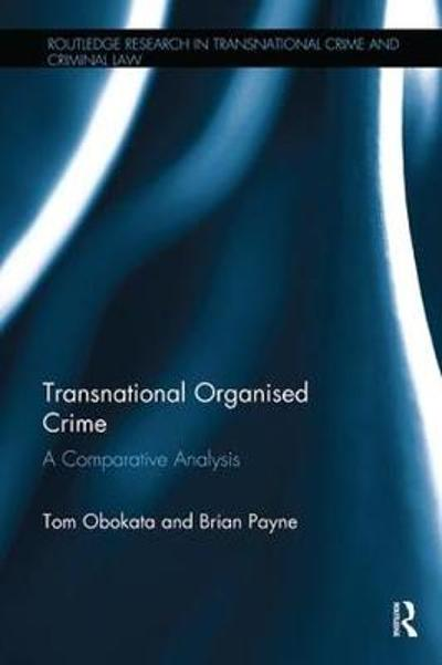 Transnational Organised Crime - Tom Obokata