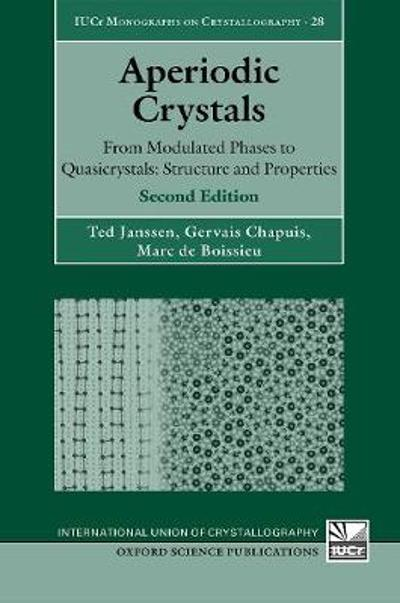 Aperiodic Crystals - Ted Janssen
