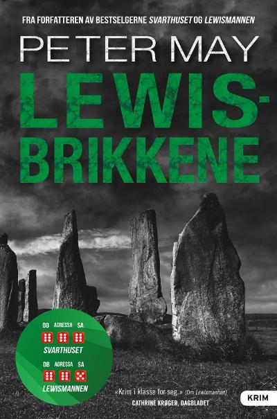 Lewisbrikkene - Peter May