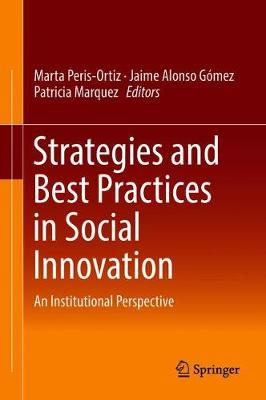 Strategies and Best Practices in Social Innovation - Marta Peris-Ortiz