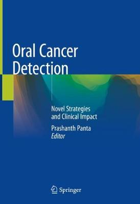 Oral Cancer Detection - Prashanth Panta