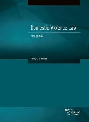Domestic Violence Law - Nancy Lemon