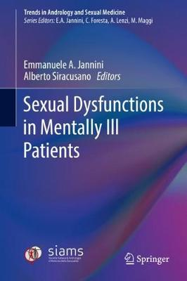 Sexual Dysfunctions in Mentally Ill Patients - Emmanuele A. Jannini