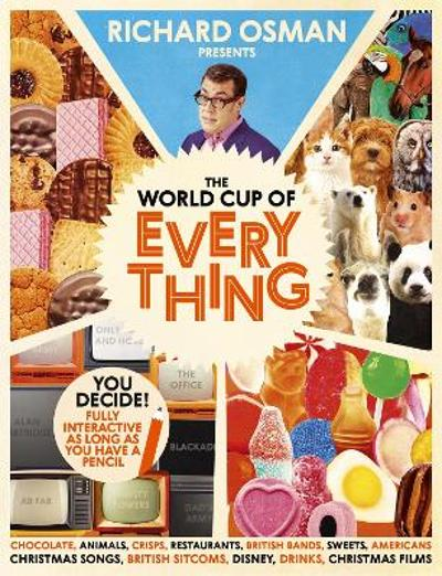 The World Cup Of Everything - Richard Osman