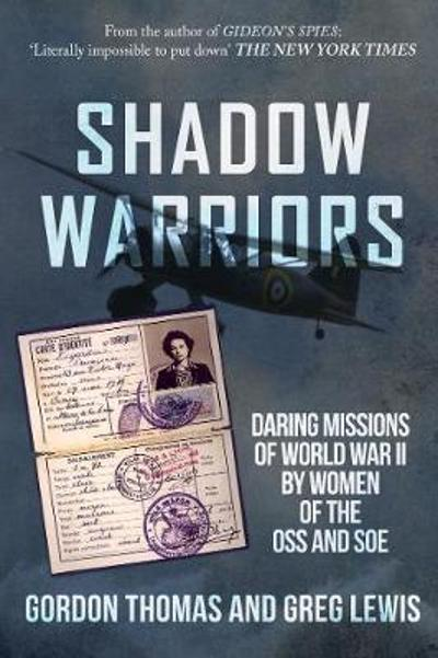 Shadow Warriors - Gordon Thomas